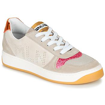 Zapatos Mujer Zapatillas bajas Meline GEYSON Beige