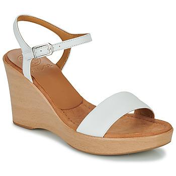 Zapatos Mujer Sandalias Unisa RITA Blanco