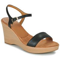Zapatos Mujer Sandalias Unisa RITA Negro