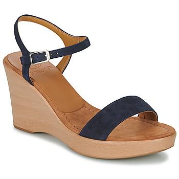 Zapatos Mujer Sandalias Unisa RITA Marino