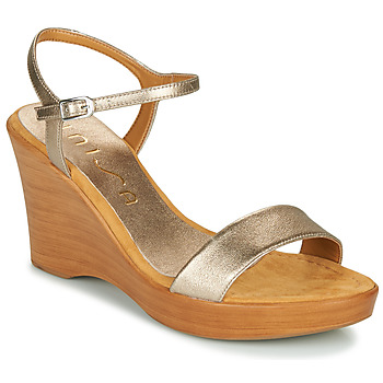 Zapatos Mujer Sandalias Unisa RITA Plata
