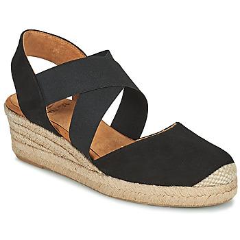 Zapatos Mujer Sandalias Unisa CELE Negro