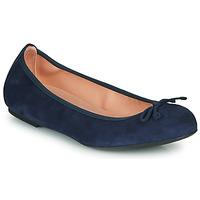 Zapatos Mujer Bailarinas-manoletinas Unisa ACOR Marino