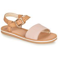 Zapatos Niña Sandalias Clarks SKYLARKHOPE K Rosa