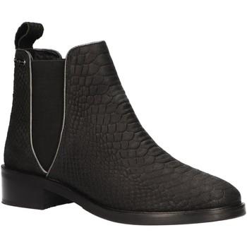 Zapatos Mujer Botines Pepe jeans PLS50341 DEVON Negro