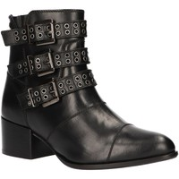 Zapatos Mujer Botines Pepe jeans PLS50333 WATERLOO Negro