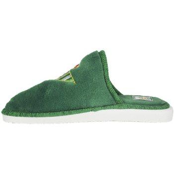 Zapatos Mujer Pantuflas Andinas Zapatillas Real Betis Verde