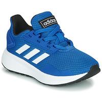 Zapatos Niños Zapatillas bajas adidas Originals DURAMO 9 K Azul