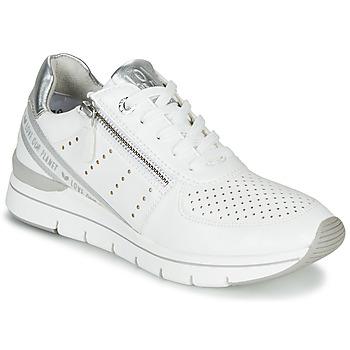 Zapatos Mujer Zapatillas bajas Marco Tozzi 2-23723 Blanco