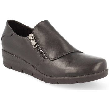 Zapatos Mujer Mocasín Clowse 9F168B Negro