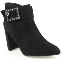 Zapatos Mujer Low boots Voga L Boot Lady Negro