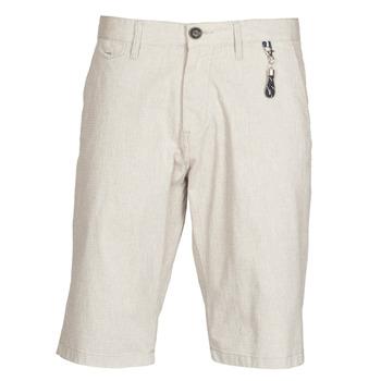 textil Hombre Shorts / Bermudas Tom Tailor  Beige