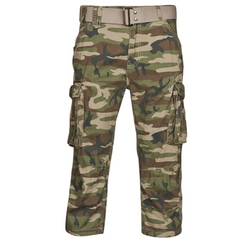 textil Hombre Shorts / Bermudas Schott TR RANGER 51 Kaki