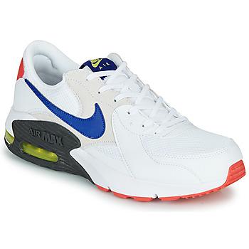 Zapatos Hombre Zapatillas bajas Nike AIR MAX EXCEE Blanco / Azul