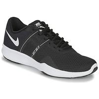 Zapatos Mujer Multideporte Nike CITY TRAINER 2 Negro / Blanco