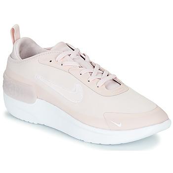 Zapatos Mujer Zapatillas bajas Nike AMIXA Rosa / Blanco