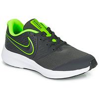 Zapatos Niño Multideporte Nike STAR RUNNER 2 GS Negro / Verde