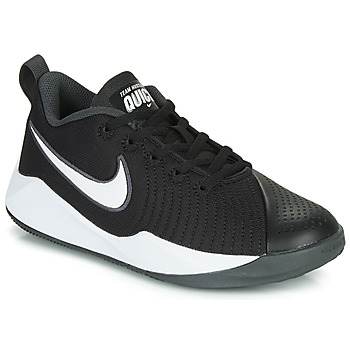 Zapatos Niños Multideporte Nike TEAM HUSTLE QUICK 2 GS Negro / Blanco