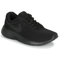 Zapatos Niños Zapatillas bajas Nike TANJUN GS Negro