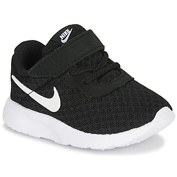 Zapatos Niños Zapatillas bajas Nike TANJUN TD Negro / Blanco