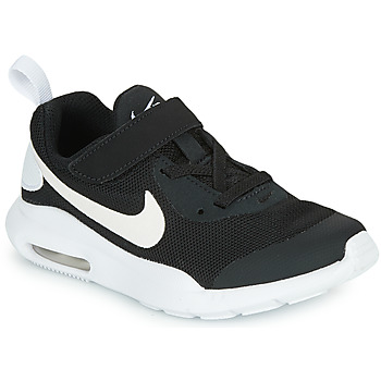 Zapatos Niños Zapatillas bajas Nike AIR MAX OKETO PS Negro / Blanco