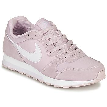 Zapatos Niña Zapatillas bajas Nike MD RUNNER 2 PE GS Rosa