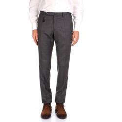 textil Hombre Pantalón de traje Incotex 1AT030 1394T gris