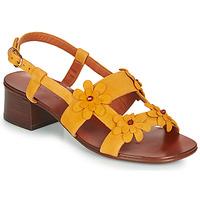 Zapatos Mujer Sandalias Chie Mihara QUESIA Amarillo