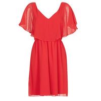 textil Mujer vestidos cortos Naf Naf LAZALE Rojo