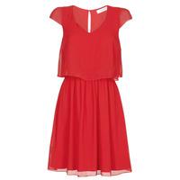 textil Mujer vestidos cortos Naf Naf NEW JOEY Rojo