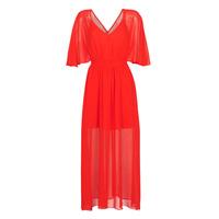 textil Mujer Vestidos largos Naf Naf CAMILLE R1 Rojo