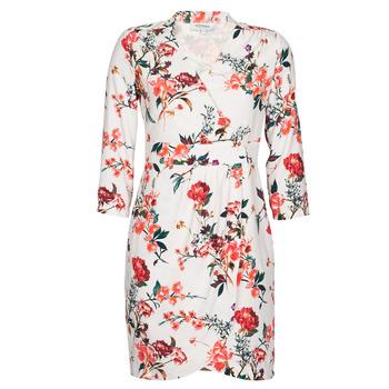 textil Mujer vestidos cortos Morgan REGARD Beige