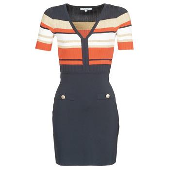 textil Mujer vestidos cortos Morgan RMDORA Marino