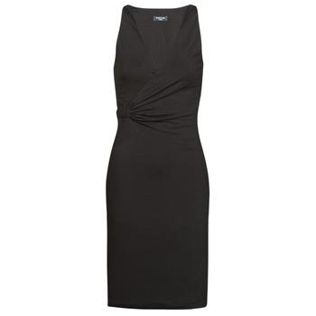 textil Mujer vestidos cortos Marciano MARCEL DRESS Negro