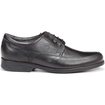 Zapatos Hombre Derbie & Richelieu Fluchos F8903 Negro