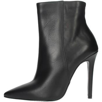 Zapatos Mujer Botines Elena Del Chio 6193 Negro
