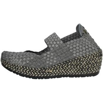 Zapatos Mujer Zapatos de tacón Pregunta PWBOBBY Gris antracita