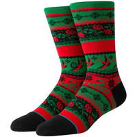 Accesorios textil Hombre Calcetines Stance Stocking stuffer crew Verde