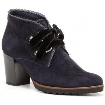 Zapatos Mujer Botines Dorking Thais D7590 Azul azul