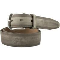 Accesorios textil Hombre Cinturones Café Noir CN-UC-CW110-sab MARRONE