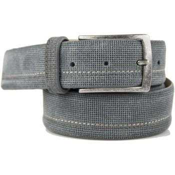 Accesorios textil Hombre Cinturones Café Noir CN-UC-CA120-mor GRIGIO