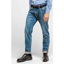 textil Hombre Vaqueros rectos Gant Vaqueros Slim Fit Azul