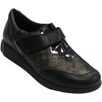 Zapatos Mujer Mocasín Doctor Cutillas Zapato mujer para plantillas negro