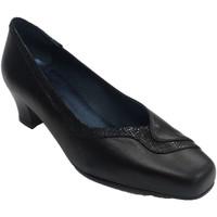 Zapatos Mujer Mocasín Trebede Zapato salón mujer negro