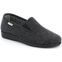 Zapatos Hombre Pantuflas Grunland DSG-PA0545 ANTRACITE