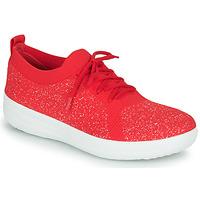 Zapatos Mujer Zapatillas bajas FitFlop F-SPORTY UBERKNIT SNEAKERS Rojo