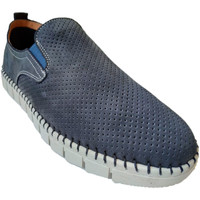 Zapatos Hombre Mocasín Primocx Zapato hombre ancho especial cómodos sup azul