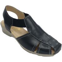 Zapatos Mujer Sandalias 48 Horas Sandalias mujer gomas muy cómodas azul