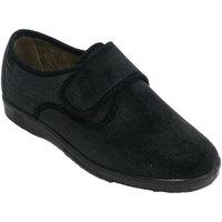 Zapatos Mujer Pantuflas Doctor Cutillas Zapatilla invierno mujer muy cómoda negro