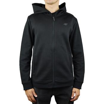 textil Hombre sudaderas 4F Men Hoodie X4Z18-BLM201BLK